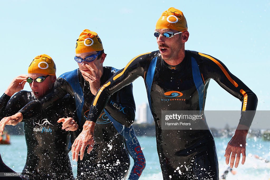 ITU Triathlon World Cup