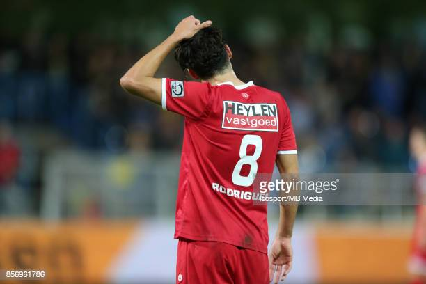 20170930 Beveren Belgium / WaaslandBeveren v Antwerp Fc / 'nIvo RODRIGUES Deception'nFootball Jupiler Pro League 2017 2018 Matchday 9 / 'nPicture by...