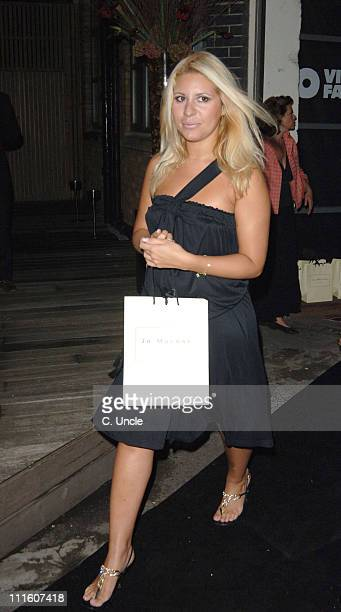Pomegranate Noir Fragrance Launch Party at Vinyl Factory in London Great Britain