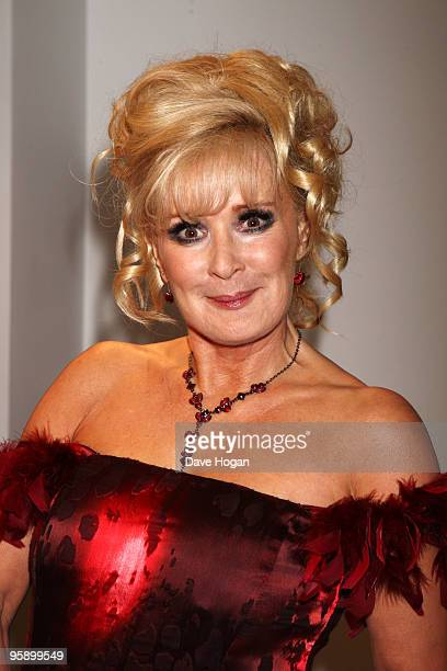 Beverley Callard arrives at the National Television Awards held the at The O2 Arena on January 20 2010 in London England