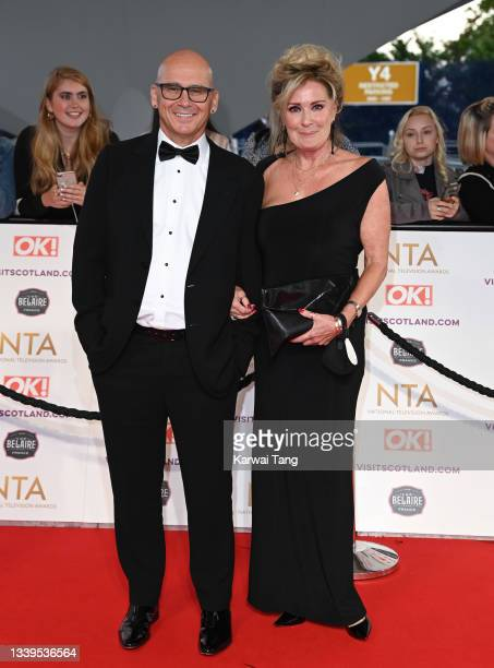 Beverley Callard attends the National Television Awards 2021 at The O2 Arena on September 09, 2021 in London, England.