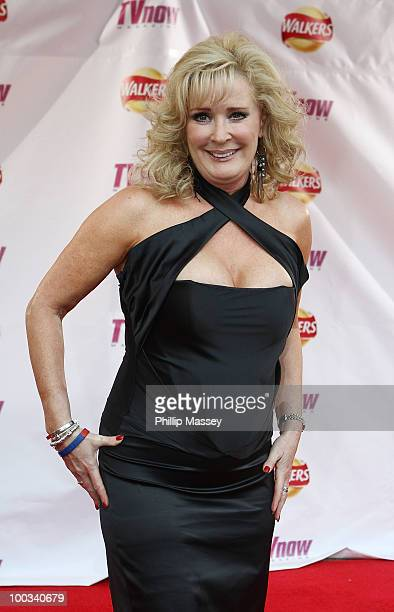 Beverley Callard attends the TV Now Awards on May 22 2010 in Dublin Ireland