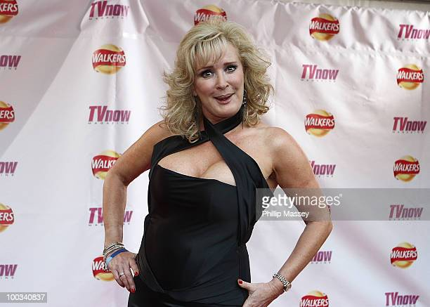 Beverley Callard attends the TV Now Awards on May 22, 2010 in Dublin, Ireland.