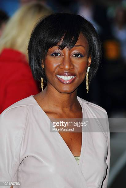 Beverley Knight attends the English National Ballet's Summer Party at The Dorchester on June 15 2010 in London England