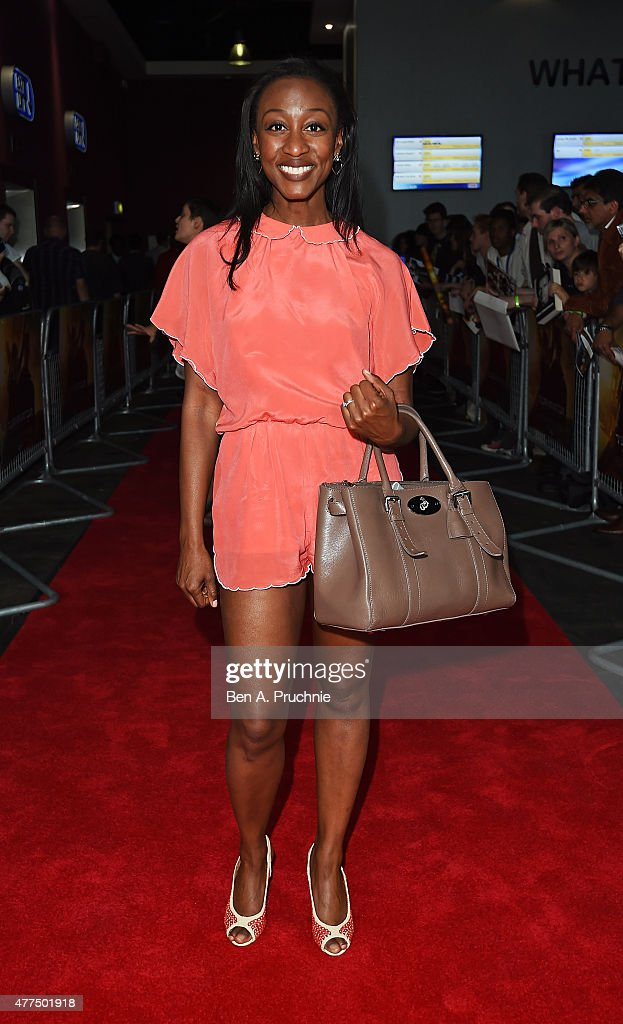 Beverley Knight attends the Fan Footage Event of 'Terminator Genisys' at Vue Westfield on June 17, 2015 in London, England.