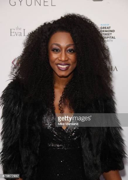 Beverley Knight attends The Global Gift Gala London held at Corinthia Hotel London on November 18 2017 in London England