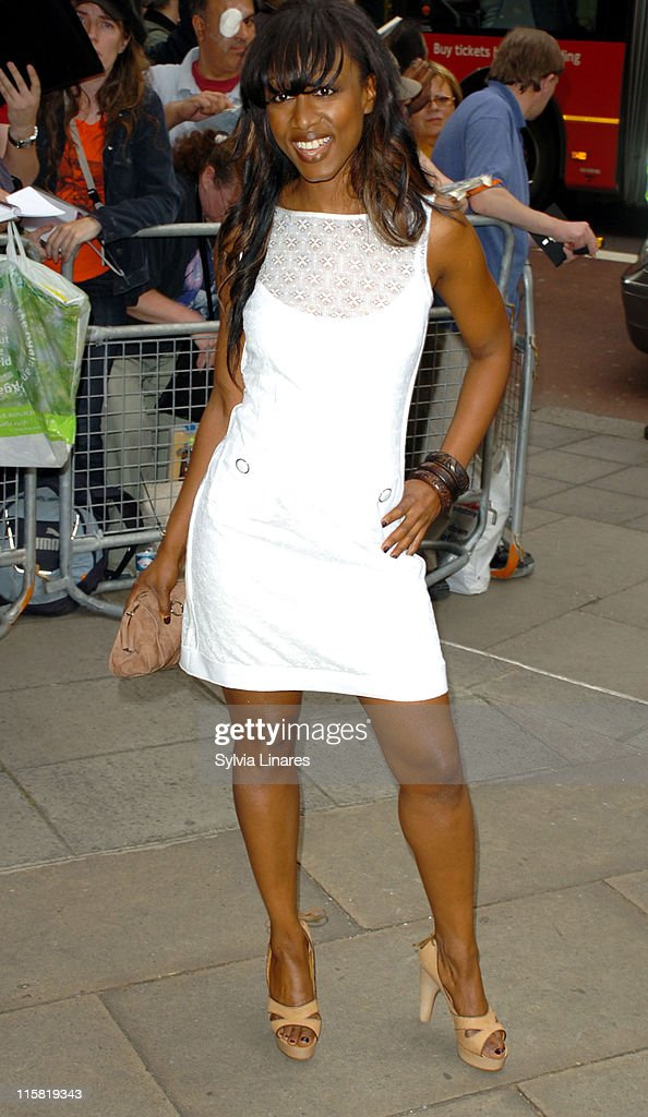 Beverley Knight during Ivor Novello Awards – Outside Arrivals at Grosvenor House in London, Great Britain.