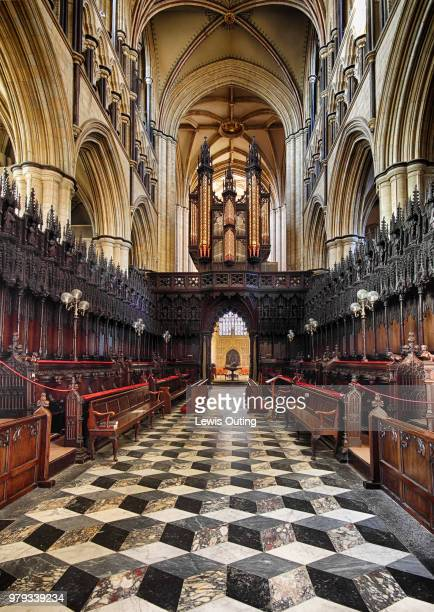 beverley minster - minster stock photos and pictures