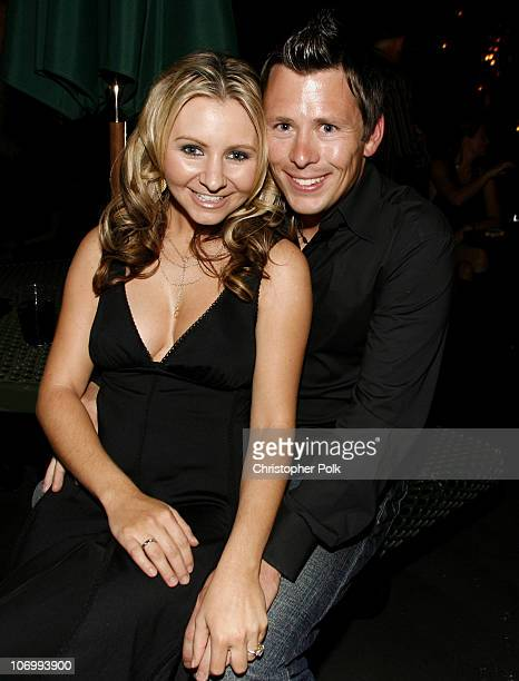 Beverley Mitchell and Michael Cameron