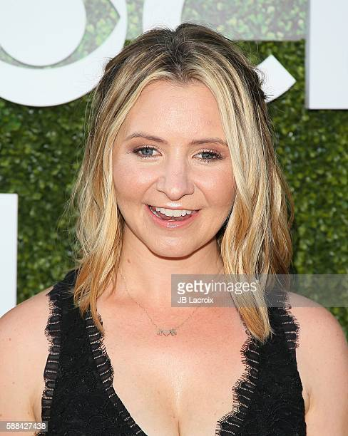 Beverley Mitchell attends the CBS CW Showtime Summer TCA Party at Pacific Design Center on August 10 2016 in West Hollywood California