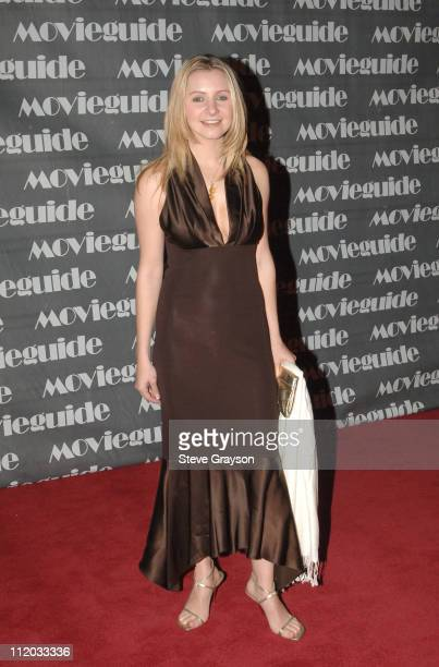 Beverley Mitchell during 14th Annual Movieguide Faith and Values Awards in Los Angeles California United States