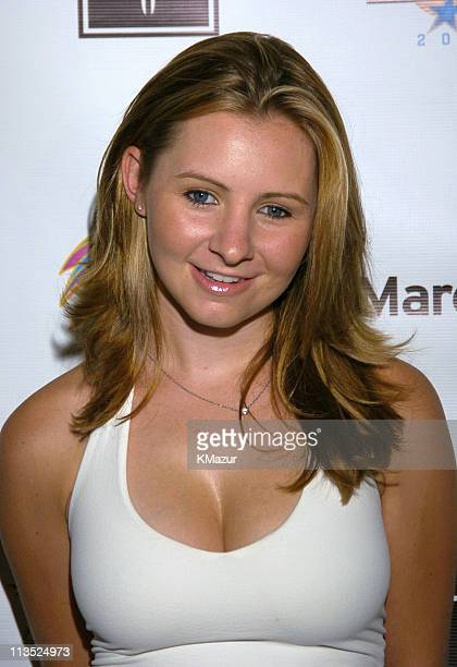 Beverley Mitchell during *NSYNC's Challenge for the Children VI Day 2 Nikki Beach Party at Nikki Beach in Miami Beach Florida United States