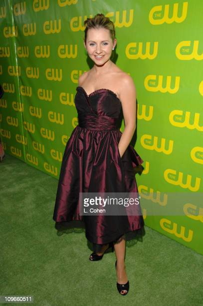 Beverley Mitchell during The CW Winter 2007 TCA Press Tour Party - Green Carpet and Inside at Ritz Carlton in Pasadena, California, United States.