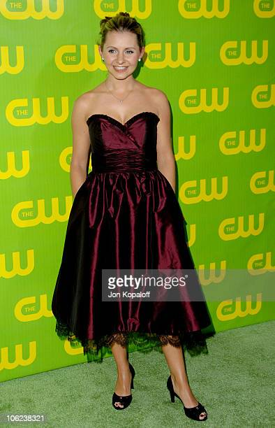 Beverley Mitchell during The CW Winter TCA All Star Party Arrivals at Ritz Carlton in Pasadena California United States