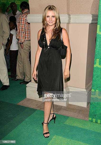 Beverley Mitchell during The CW's Summer 2006 TCA Party Arrivals at Ritz Carlton in Pasadena California United States