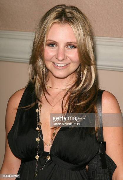 Beverley Mitchell during The CW's Summer 2006 TCA Party - Arrivals at Ritz Carlton in Pasadena, California, United States.
