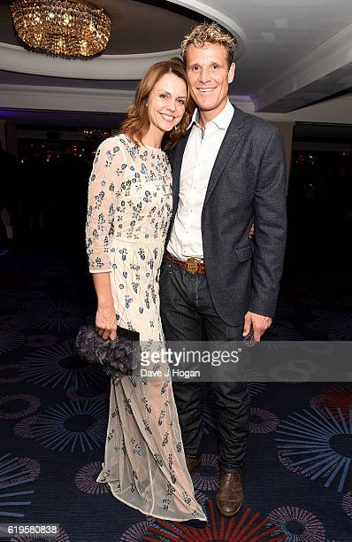 Beverley Turner and James Cracknell attend the Daily Mirror Pride of Britain Awards in Partnership with TSB at The Grosvenor House Hotel on October...