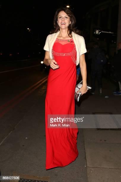 Beverley Turner attending the Pride of Britain Awards on October 30 2017 in London England