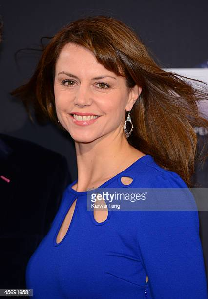 Beverley Turner attends the BBC Sports Personality of the Year awards at the First Direct Arena on December 15 2013 in Leeds England