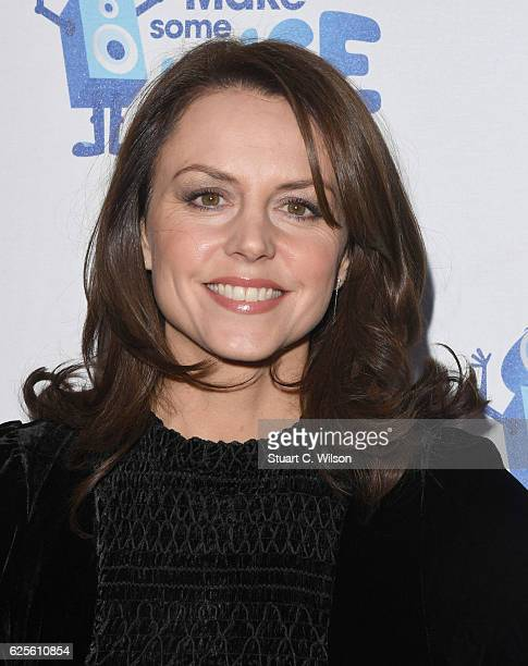 Beverley Turner attends the Global's Make Some Noise Night Gala at Supernova on November 24 2016 in London England