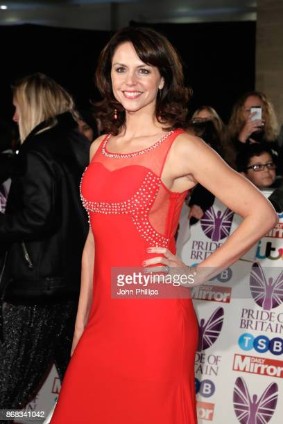 Beverley Turner attends the Pride Of Britain Awards at Grosvenor House, on October 30, 2017 in London, England.