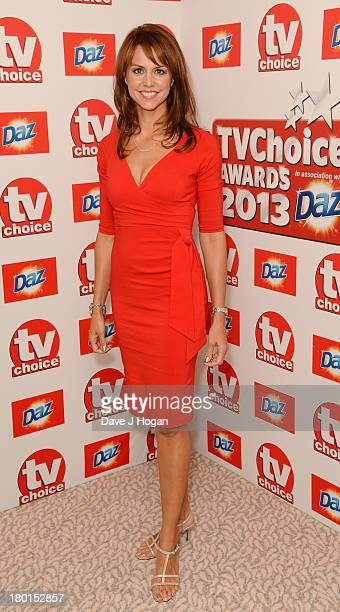 Beverley Turner attends the TV Choice Awards 2013 at The Dorchester on September 9, 2013 in London, England.