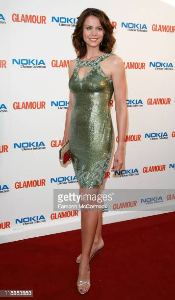 Beverley Turner during 4th Annual Glamour Women Of The Year Awards at Berkeley Square Gardens in London, Great Britain.