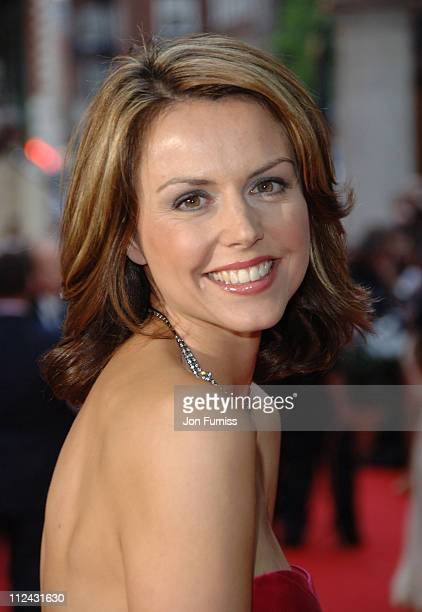 Beverley Turner during The 2006 British Academy Television Awards - Arrivals at Grosvenor House in London, Great Britain.