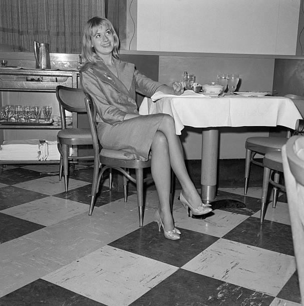 Beverly Aadland Errol Flynn
