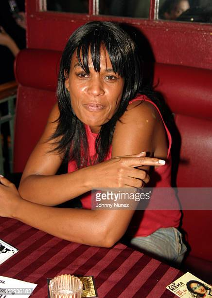DJ Beverly Bond during Alchemist Album Realease Party and Concert September 22 2004 at SOB in New York City New York United States