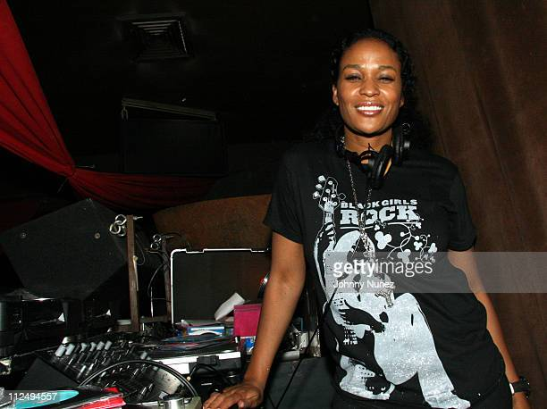 DJ Beverly Bond during John Legend Album Once Again Release After Party Hosted by Unik and Francois Henry Bennahmias of Audemars Piguet at PM in New...
