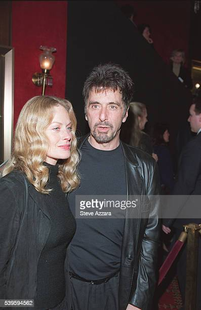 Beverly d'Angelo and Al Pacino