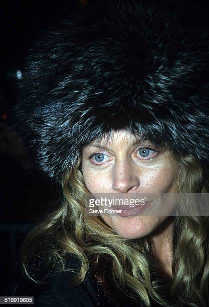 Beverly D'Angelo at premiere of 'I'm Still Here Damn It' New York November 5 1998
