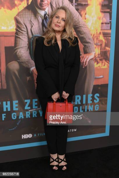 Beverly D'Angelo attends Screening Of HBO's The Zen Diaries Of Garry Shandling Arrivals at Avalon on March 14 2018 in Hollywood California