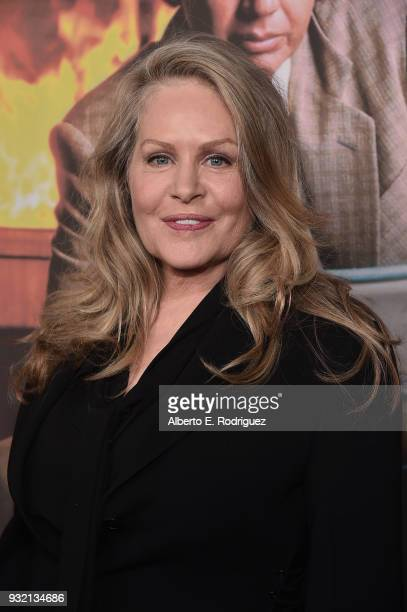 Beverly D'Angelo attends the Screening Of HBO's The Zen Diaries Of Garry Shandling at Avalon on March 14 2018 in Hollywood California