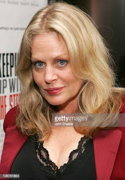 Beverly D'Angelo during Keeping Up With The Steins Los Angeles Premiere Red Carpet at Pacific Design Center in Los Angeles California United States