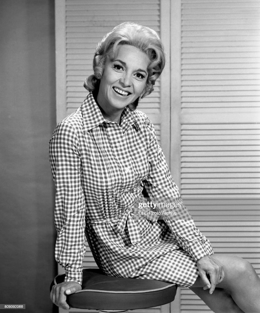 Beverly Garland in the television situation comedy, My Three Sons