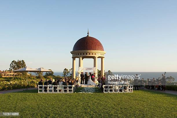 **EXCLUSIVE** Beverly Hills 90210Õs Ian Ziering and Erin Ludwig wedding celebration held at the Pelican Hill Resort on May 28 2010 in Newport Coast...