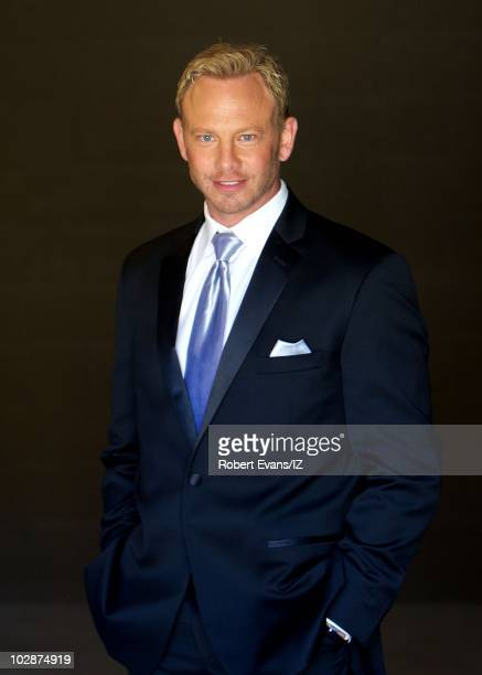 **EXCLUSIVE** Beverly Hills 90210Õs Ian Ziering poses during his and Erin Ludwig's wedding celebration held at the Pelican Hill Resort on May 28 2010...