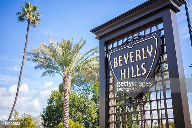 beverly hills, ca - beverly hills - fotografias e filmes do acervo