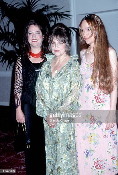 Beverly Hills CA Stanley Kubrick's widow Christiane and their daughters Anya and Vivian at the 9th Annual BAFTA LA Britannia Awards where the late...