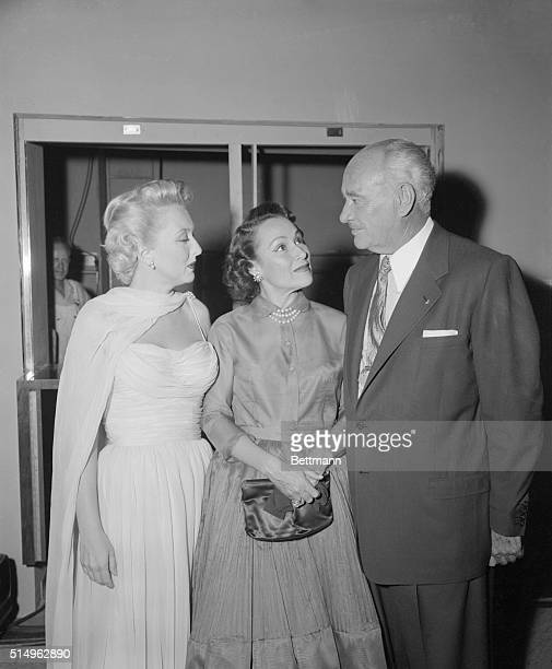 Beverly Hills, California: It's A Premiere. It's an opening night, but it's not a play or a film--it's a hotel. Greeting glamorous actresses celeste...