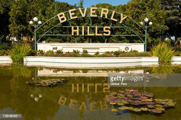 beverly hills, california - usa - hollywood california stock pictures, royalty-free photos & images