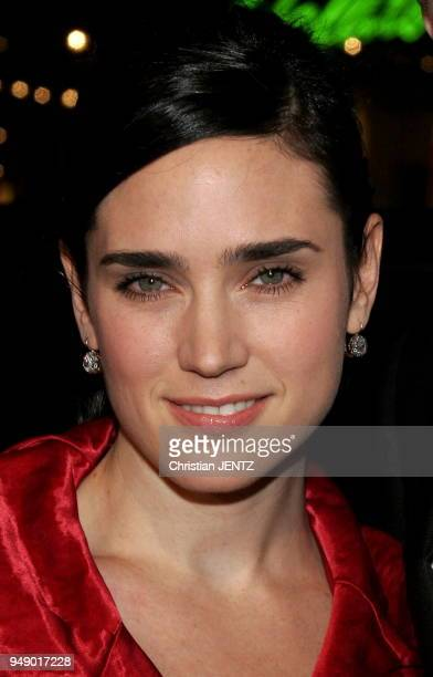 Beverly Hills Jennifer Connelly attends the Warner Bros World Premiere of 'Firewall' held at the Grauman's Chinese Theatre in Hollywood California...