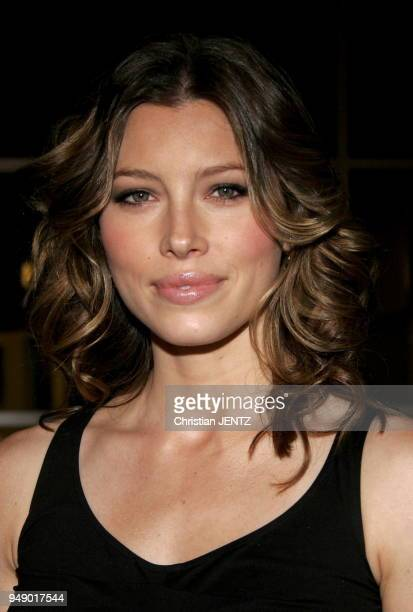 Beverly Hills Jessica Biel attends the Los Angeles Premiere of 'London' held at the Arclight Cinemas in Hollywood California United States Christian...