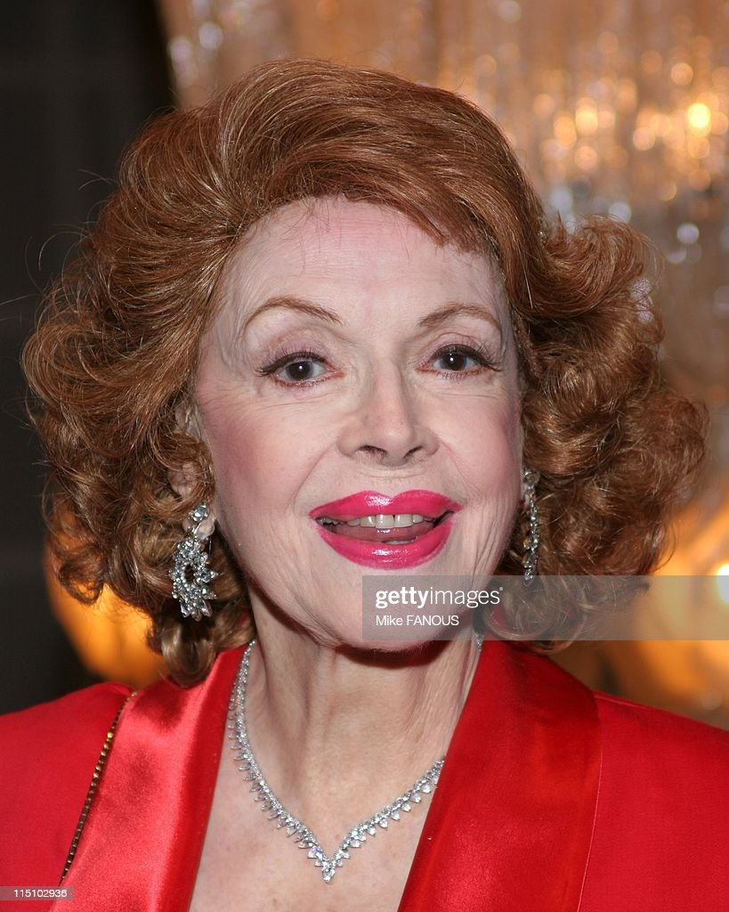 Beverly Hills Theatre Guild Spotlight Awards honoring Carol Channing in Beverly Hills, United States on January 31, 2005 - Jane Meadows at the Beverly Hills Hotel.