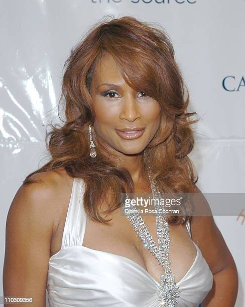 Beverly Johnson attends Petra Nemcova's Happy Hearts Fund Heart of Gold Ball on October 10th 2007 at Cipriani Wall Street in New York City New York