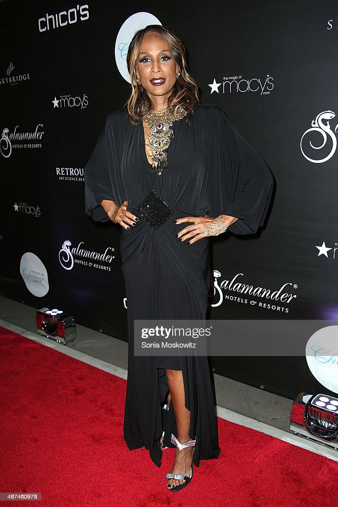 "Beverly Johnson's ""The Face The Changed It All"" Book Launch Party"