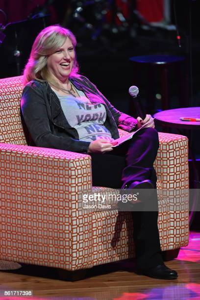 Beverly Keel speaks on the Keynote QA IceT panel onstage during IEBA 2017 Conference on October 15 2017 in Nashville Tennessee