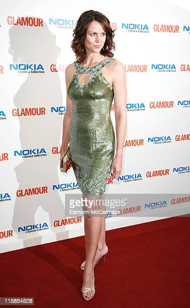 Beverly Turner during 4th Annual Glamour Women Of The Year Awards at Berkeley Square Gardens in London, Great Britain.